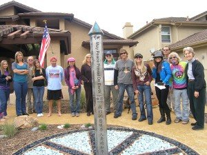 2010-04-22 Encinitas CA Peace Pole Ceremony 002