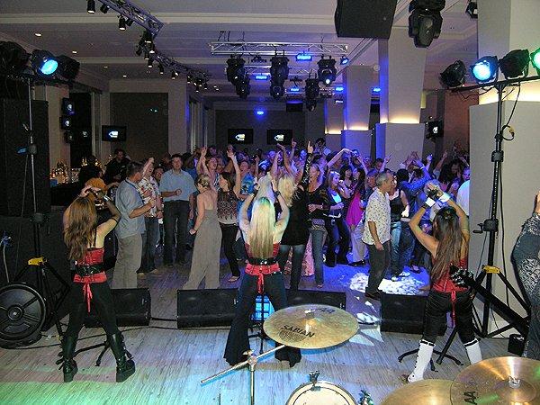 2010-09-15 Liquid Blue Band in Indian Wells CA at Renaissance Hotel 002