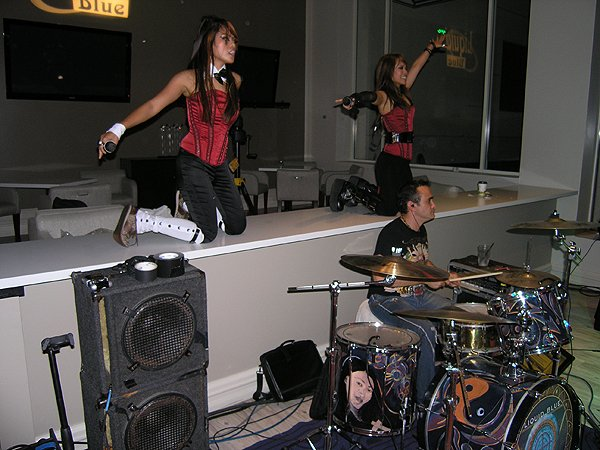 2010-09-15 Liquid Blue Band in Indian Wells CA at Renaissance Hotel 007