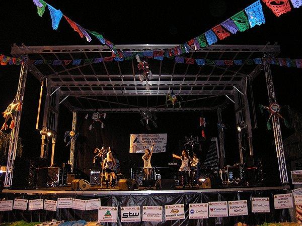 2010-10-03 Liquid Blue Band in La Habra CA at La Fiesta 005