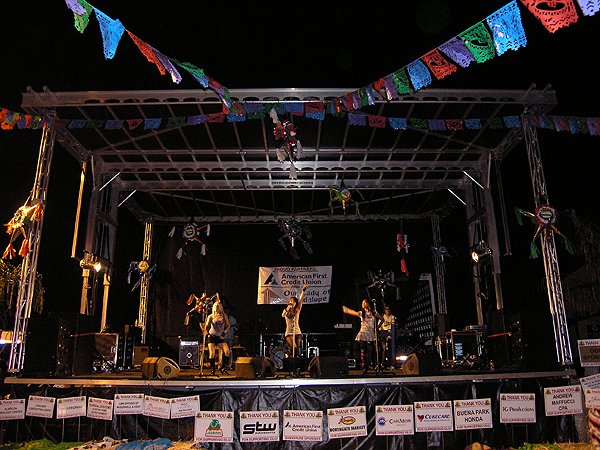 2010-10-03 Liquid Blue Band in La Habra CA at La Fiesta 005