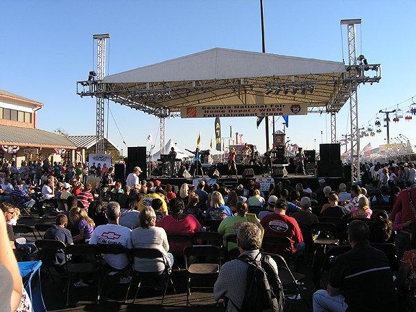 2010-10-16 Liquid Blue Band in Perry GA at Georgia National Fair 029