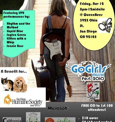 2010-11-13 Go Girls Music Festival