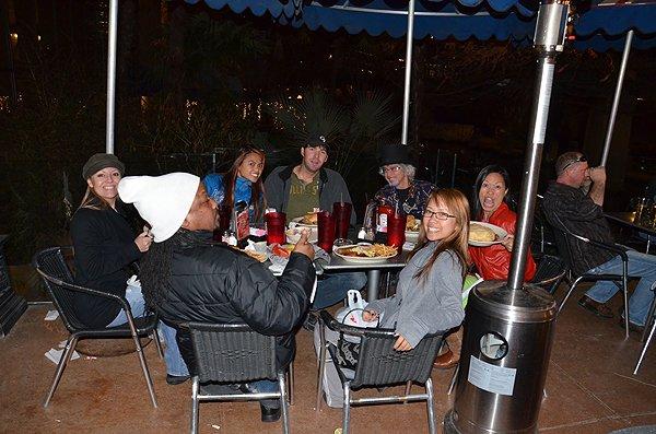 2011-02-08 Liquid Blue Band in San Antonio TX 031