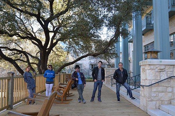 2011-02-10 Liquid Blue Band in San Antonio TX 001