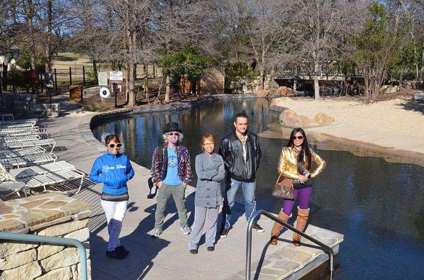 2011-02-10 Liquid Blue Band in San Antonio TX 002