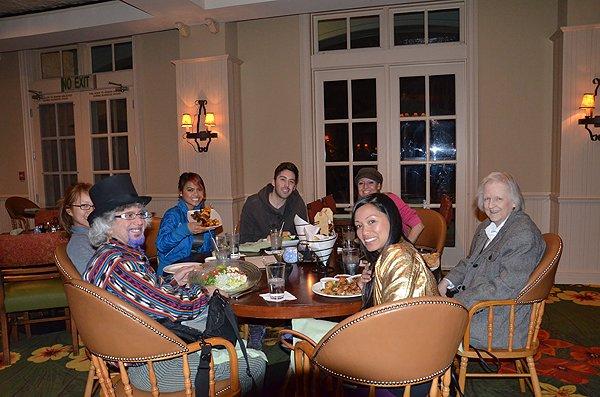 2011-02-10 Liquid Blue Band in San Antonio TX 008
