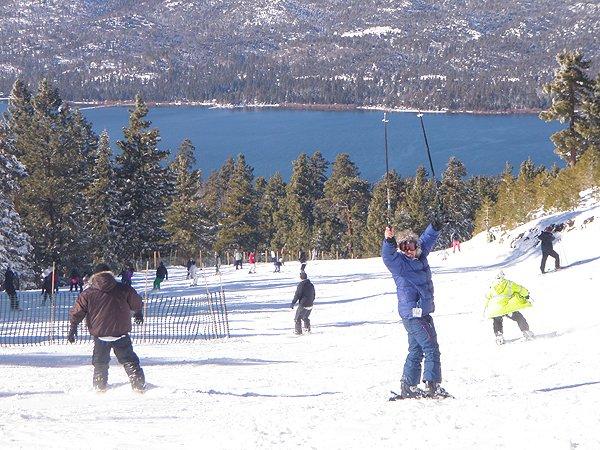 2011-02-20 Liquid Blue Band in Big Bear Lake CA 006