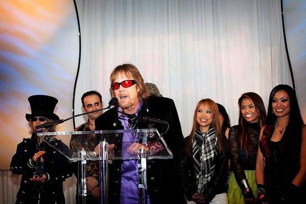 2011-02-28 Liquid Blue Band in Las Vegas NV Spotlight Awards Acceptance Speech 003