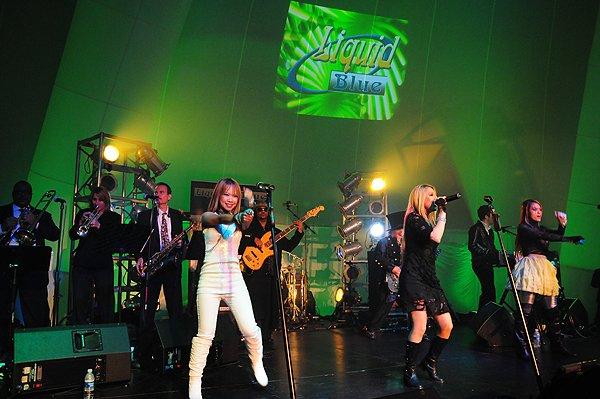 2011-02-28 Liquid Blue Band in Las Vegas NV at MEET Events Center 036