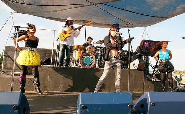 2011-05-28 Liquid Blue Band in Santee CA at Santee Street Fair 021