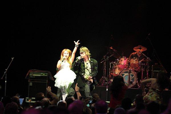 2011-06-15 Liquid Blue Band in Orlando FL at Hard Rock Live 115