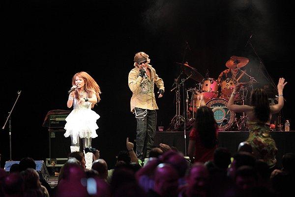 2011-06-15 Liquid Blue Band in Orlando FL at Hard Rock Live 125