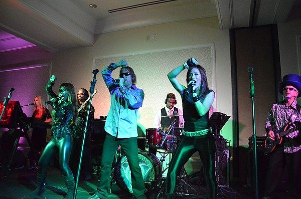 2011-08-20 Liquid Blue Band in Huntington Beach at Hyatt Regency Hotel 006