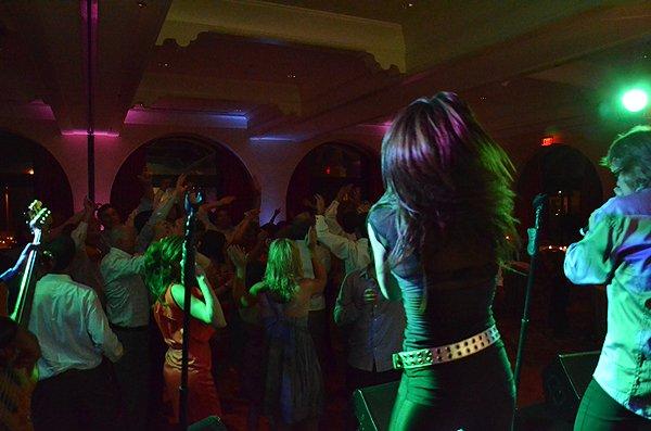 2011-08-20 Liquid Blue Band in Huntington Beach at Hyatt Regency Hotel 011