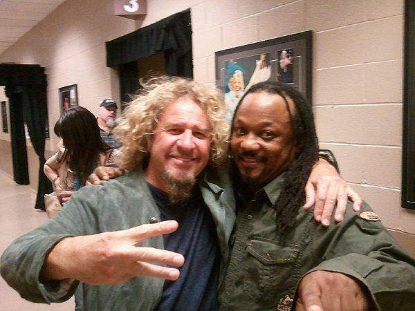 2011-11-15 Liquid Blue Band in Las Vegas NV with Sammy Hagar 000