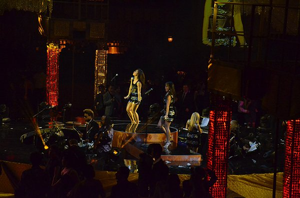 2011-12-31 Liquid Blue Band in Las Vegas NV at Wynn Resort 128
