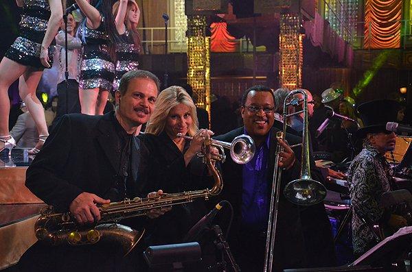 2011-12-31 Liquid Blue Band in Las Vegas NV at Wynn Resort 322