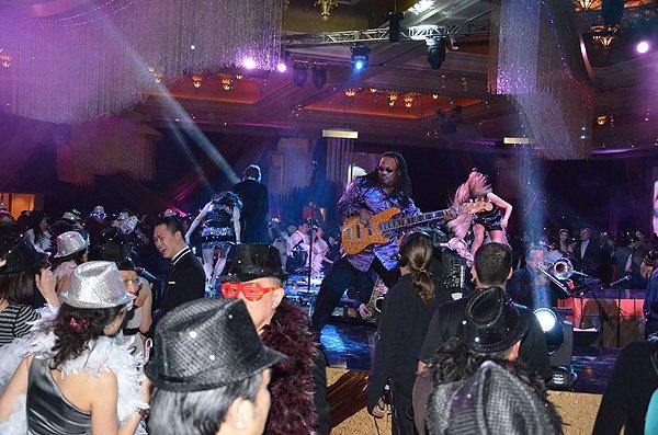 2011-12-31 Liquid Blue Band in Las Vegas NV at Wynn Resort 378