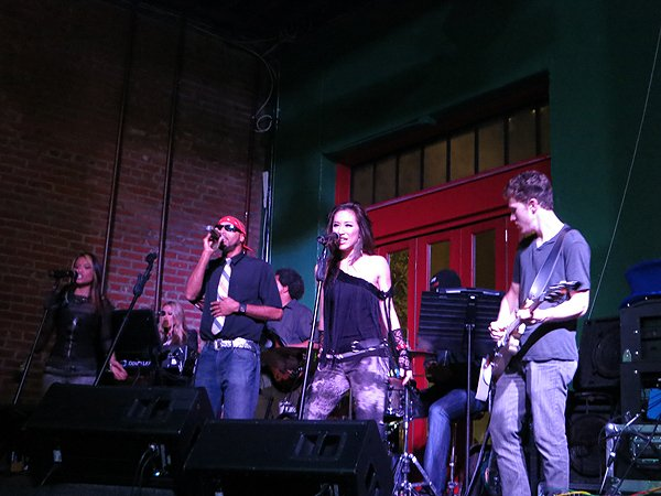 2012-01-06 Liquid Blue Band in San Diego CA at JJ's Gaslamp 026