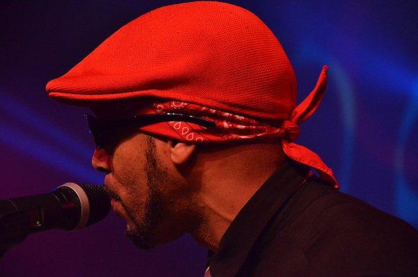 2012-01-15 Liquid Blue Band in Pasadena CA at Sexton Auditorium 055