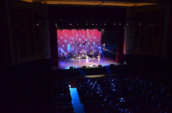 2012-01-15 Liquid Blue Band in Pasadena CA at Sexton Auditorium 114