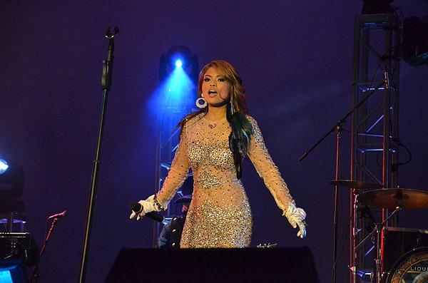 2012-01-15 Liquid Blue Band in Pasadena CA at Sexton Auditorium 151