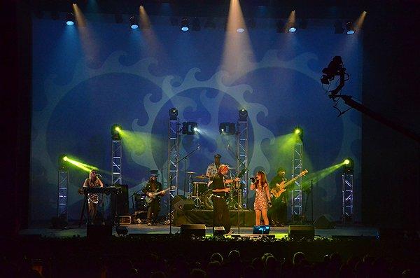 2012-01-15 Liquid Blue Band in Pasadena CA at Sexton Auditorium 190