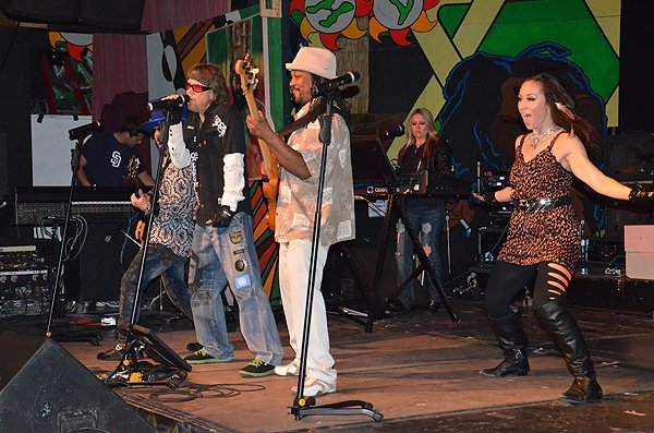 2012-01-20 Liquid Blue Band in San Diego CA at World Beat Center 006