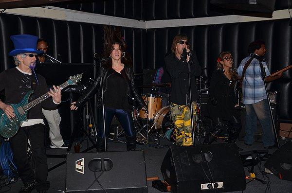 2012-02-19 Liquid Blue Band in San Diego CA at Soda Bar 006