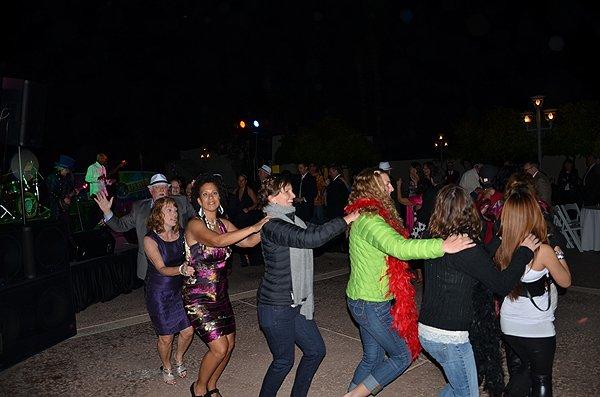 2012-02-29 Liquid Blue Band in La Quinta CA at La Quinta Resort 015