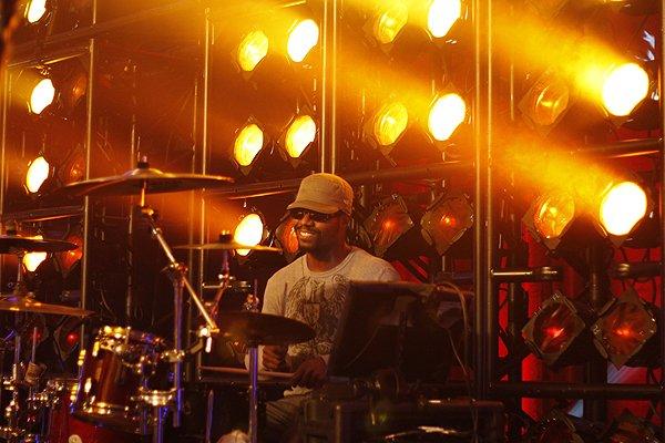 2012-04-13 Liquid Blue Band in San Diego CA at Hyatt Hotel 034