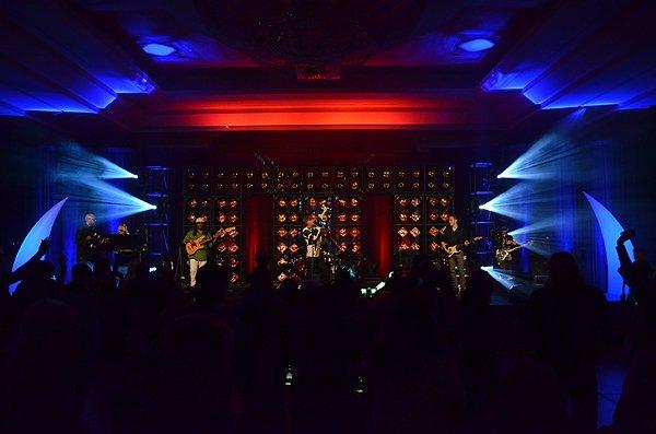 2012-04-13 Liquid Blue Band in San Diego CA at Hyatt Hotel 261