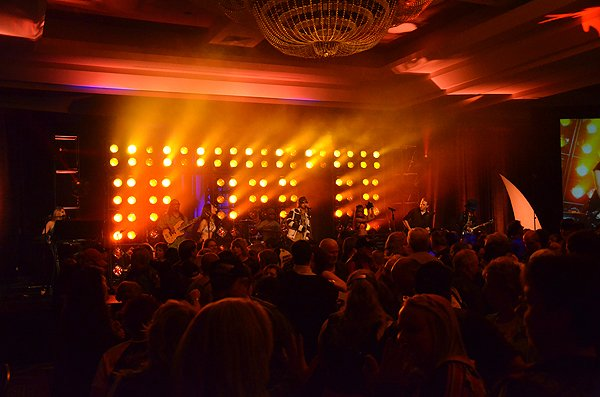 2012-04-13 Liquid Blue Band in San Diego CA at Hyatt Hotel 371