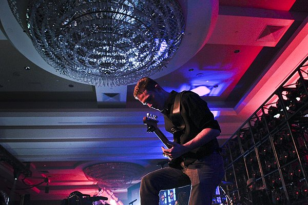 2012-04-13 Liquid Blue Band in San Diego CA at Hyatt Hotel 776