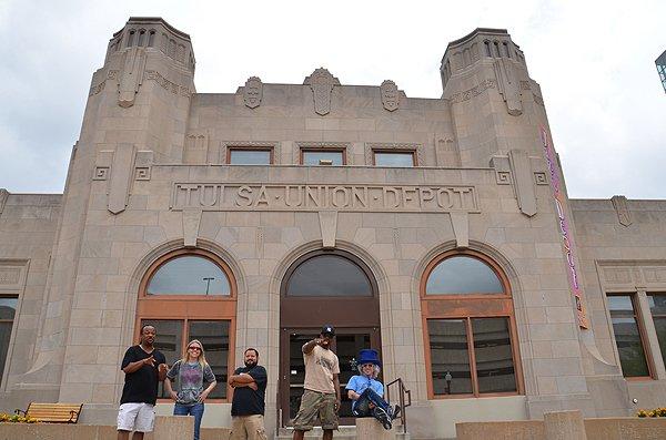 2012-05-07 Liquid Blue Band in Tulsa OK 64