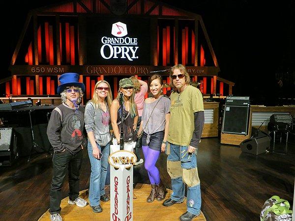 2012-05-09 Liquid Blue Band in Nashville TN 13