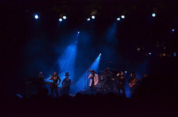 2012-05-09 Liquid Blue Band in Nashville TN at Vanderbilt University 32