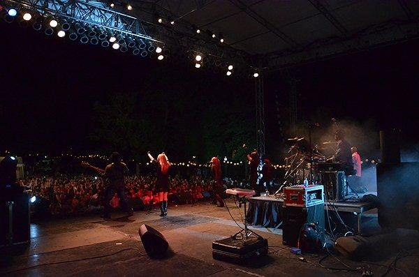 2012-05-09 Liquid Blue Band in Nashville TN at Vanderbilt University 78