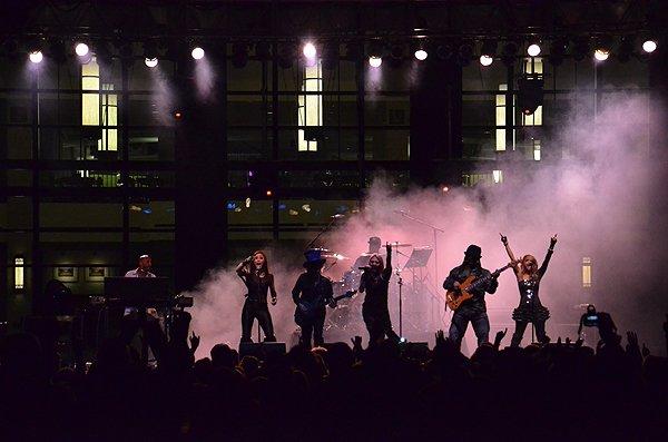 2012-05-09 Liquid Blue Band in Nashville TN at Vanderbilt University 95