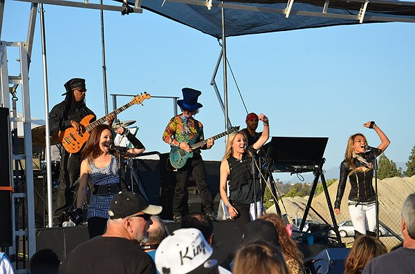 2012-05-26 Liquid Blue Band in Santee CA at Santee Street Fair 066