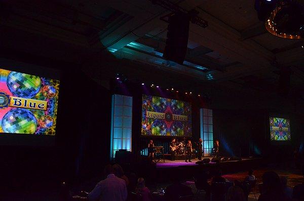 2012-07-06 Liquid Blue Band in San Diego CA at San Diego Convention Center 025