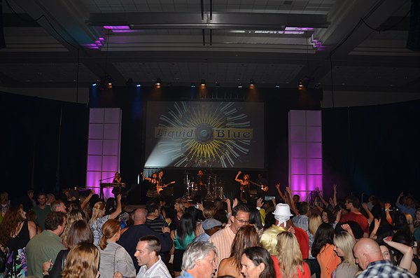 2012-07-06 Liquid Blue Band in San Diego CA at San Diego Convention Center 077
