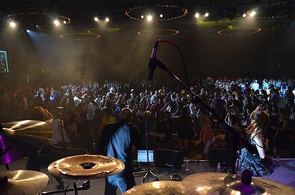 2012-07-06 Liquid Blue Band in San Diego CA at San Diego Convention Center 096