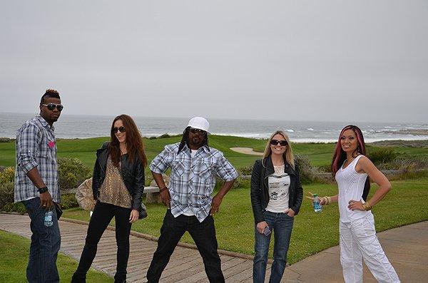 2012-07-12 Liquid Blue Band in Pebble Beach CA 004