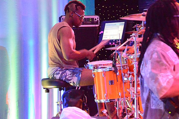 2012-07-12 Liquid Blue Band in Pebble Beach CA at The Inn at Spanish Bay 024