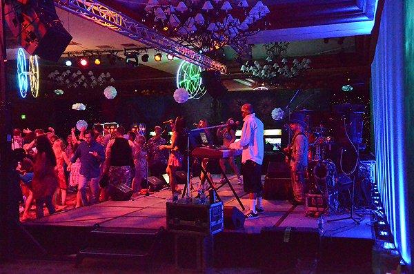 2012-07-12 Liquid Blue Band in Pebble Beach CA at The Inn at Spanish Bay 042
