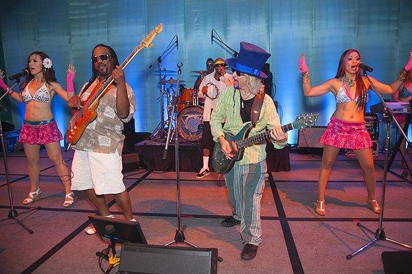 2012-07-12 Liquid Blue Band in Pebble Beach CA at The Inn at Spanish Bay 138