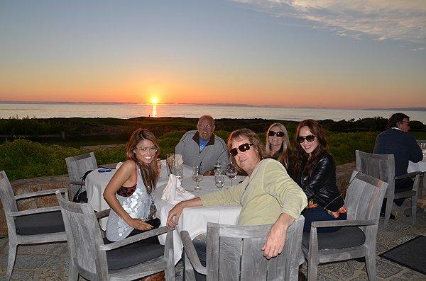 2012-07-18 Liquid Blue Band in Pebble Beach CA 008