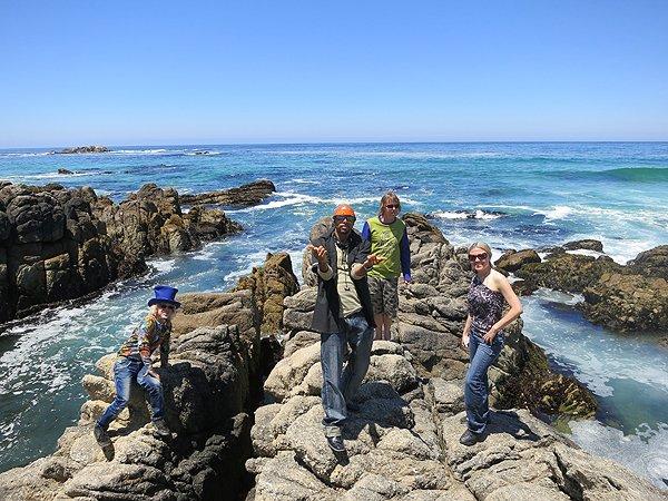 2012-07-19 Liquid Blue Band in Pebble Beach CA 009
